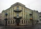 Budynek dawnego Hotelu Angielskiego.