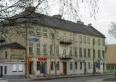 Budynek dawnego Hotelu Polskiego.