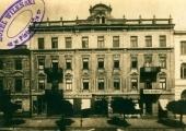 Budynek dawnego Hotelu Wileńskiego.