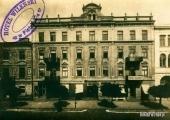 Budynek dawnego Hotelu Wileńskiego; źródło: dawnypiotrkow.pl