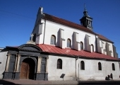 Budynek kościoła św. Jacka i św. Doroty.