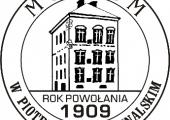 Logo Muzeum w Piotrkowie Trybunalskim.