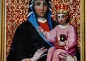 Obraz Matki Bożej Piotrkowskiej.