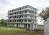 Na terenie osiedla 800-lecia znajduje się m.in. Zielona Aleja oraz...