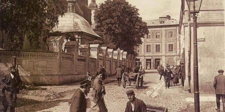 Zapomniana dzielnica żydowska