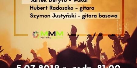 Bartek Deryło Live Act