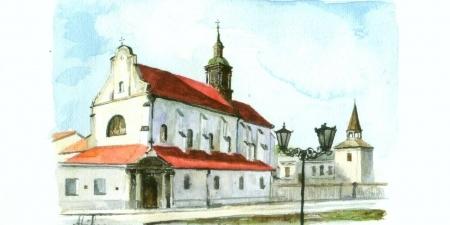Boże Narodzenie w piotrkowskich klasztorach