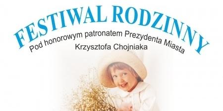 Festiwal Rodzinny -
