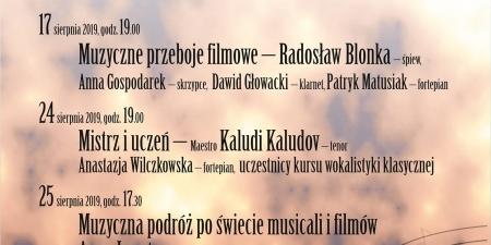 I Festiwal Sztuki Muzycznej