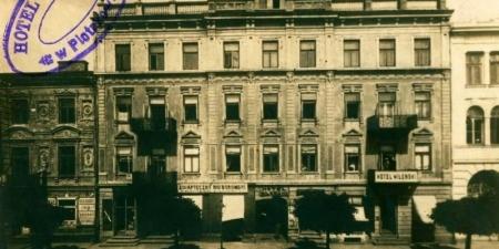 Szlakiem dawnych hoteli Piotrkowa