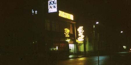 Nocne życie Słowackiego