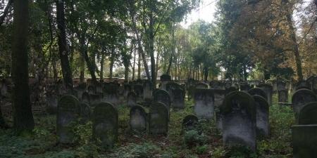 Kirkuty Żydowskiego Miasta Piotrków