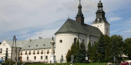 Zespół klasztoru oo. Bernardynów