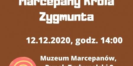 Marcepany Króla Zygmunta odwołane