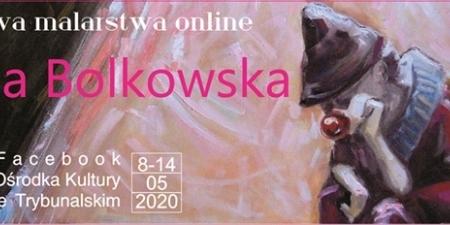 Maria Bolkowska - wystawa online z MOK