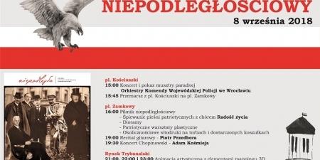 Piknik Niepodległości, Mapping Architekci Niepodległości, Gala walk - zapraszamy w najbliższy weekend do Piotrkowa Trybunalskiego!