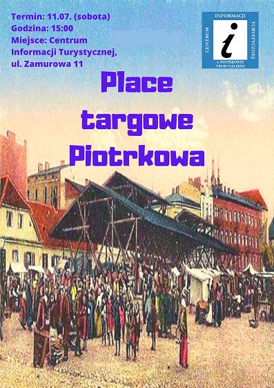 Place targowe Piotrkowa