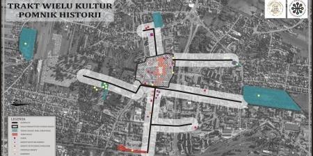 Urbanistyczne ewolucje i rewolucje w Piotrkowie Królewskim i Trybunalskim