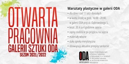 Otwarta pracownia ODA