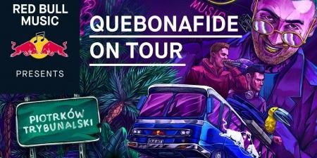 Już we wtorek Quebonafide on Tour w Piotrkowie Trybunalskim!