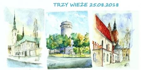 [LIMIT MIEJSC WYCZERPANY] Trzy wieże - zapisy!