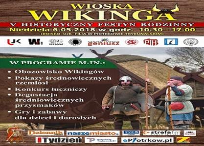 Wioska Wikinga - V Historyczny Festyn Rodzinny