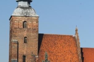 Kościół farny p.w. Św. Jakuba