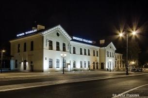 Dworzec kolei warszawsko-wiedeńskiej