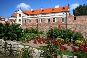 Zespół dawnego klasztoru ss. Dominikanek